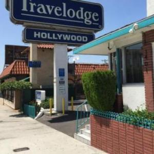 Hotels near El Cid Los Angeles - Travelodge Hollywood-Vermont/Sunset