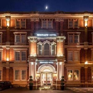 Hotels near VUE Cinema Exeter - Mercure Exeter Rougemont Hotel