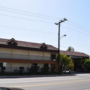 Industry Hills Expo Center Hotels - Budget Inn