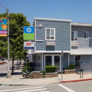 Santa Monica College Hotels - Santa Monica Pico Travelodge