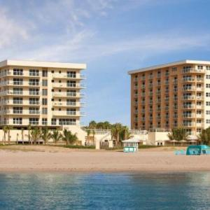 Pompano Beach Amphitheatre Hotels - Ft Lauderdale Marriott Pompano Beach Resort And Spa