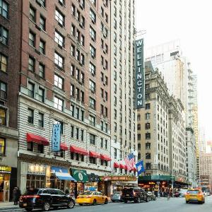 Hotels near 54 Below - Wellington Hotel