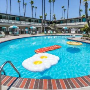 Hotels near First Unitarian Universalist Church San Diego - Kings Inn - San Diego