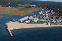 Map of the of Red Jacket Beach Resort Area South Yarmouth MA