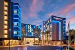 Anaheim California Hotels - Residence Inn At Anaheim Resort/convention Center