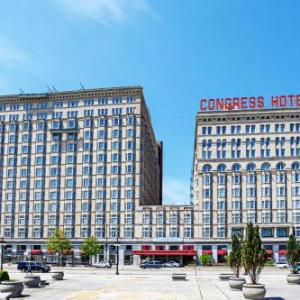 Hotels near Arvey Field Grant Park - Congress Plaza Hotel