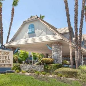Auto Club Speedway Hotels - Azure Hotel & Suites Ontario Airport/Convention Center