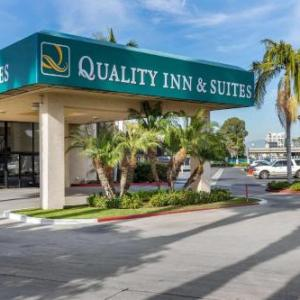 La Mirada Theatre for the Performing Arts Hotels - Quality Inn & Suites Buena Park Anaheim