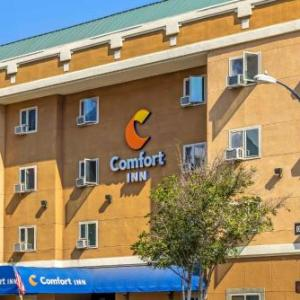 Copley Symphony Hall Hotels - Comfort Inn Gaslamp Convention Center