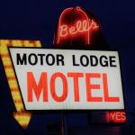 Bell's Motor Lodge Motel -Spearfish
