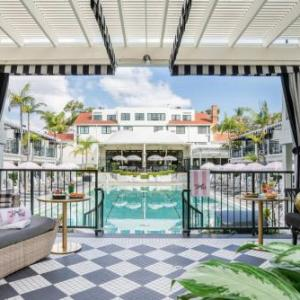 Space Bar San Diego Hotels - The Lafayette Hotel Swim Club & Bungalows