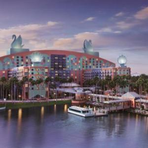 Typhoon Lagoon Hotels - Walt Disney World Swan Hotel