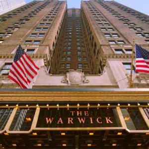 The Grand New York Hotels - Warwick New York