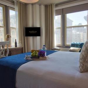 Hotels near Curran Theatre - Warwick San Francisco Hotel