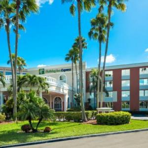 Holiday Inn Express Miami - Doral FL, 33166