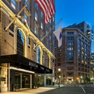 Hotels near Royale Boston - Boston Park Plaza Hotel