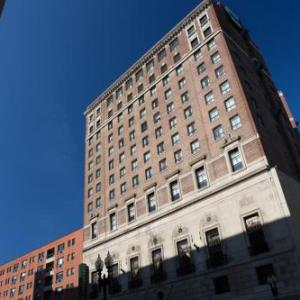 Royale Boston Hotels - Courtyard By Marriott Boston Downtown