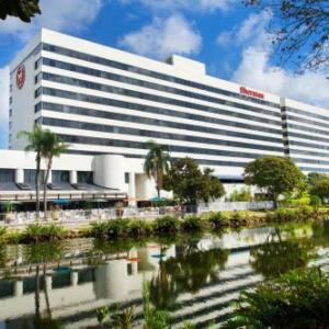 Hotels near Miami Dade County Auditorium - Sheraton Miami Airport Hotel & Executive Meeting Center