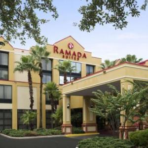 Orlando International Airport Hotels Ramada Suites
