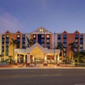 Auto Club Speedway Hotels - Hyatt Place Ontario/rancho Cucamonga