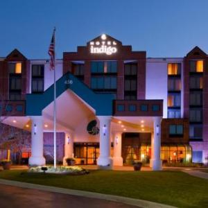 The Loaded Buffalo Hotels - Hotel Indigo Chicago - Vernon Hills