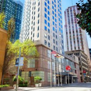 Hotels near AT&T Park - Park Central San Francisco Union Square A Starwood Hotel