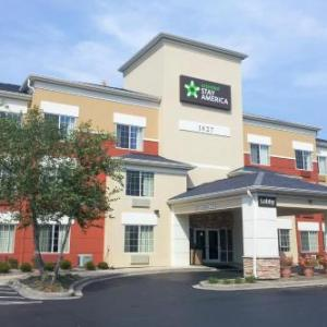Extended Stay America -Chicago -Naperville -East