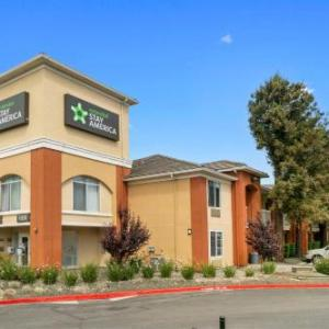 Extended Stay America -San Francisco -San Mateo -SFO