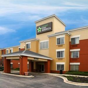 Extended Stay America -Chicago -Schaumburg -Convention Center