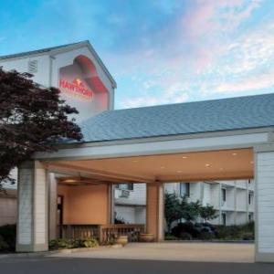 Discovery Park Sacramento Hotels - Hawthorn Suites Sacramento