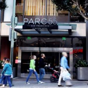 Golden Gate Theatre Hotels - Parc 55 San Francisco - A Hilton Hotel