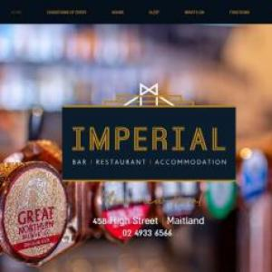Shenanigans at The Imperial