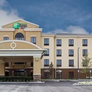 Orlando Speedworld Hotels - Holiday Inn Express Hotel & Suites Orlando East-Ucf Area