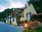 Glenorchy Otago New Zealand Hotels - Kinloch Wilderness Retreat