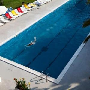 Book Now Hotel Fortezza (Arborea, Italy). Rooms Available for all budgets. Set 200 metres from Arborea's beach Hotel Fortezza offers a swimming pool a private beach and many sports and entertainment activities as tennis and volleyball. It is found in