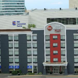 Best Western Plus Charter House Hotel Downtown Winnipeg