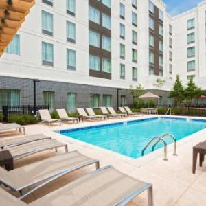 First Security Amphitheatre Hotels - Homewood Suites by Hilton Little Rock Downtown