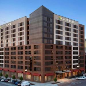 Lewis and Clark Landing Hotels - Hyatt Place Omaha/Downtown-Old Market