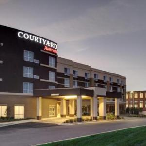 Hotels near Humphrey Coliseum - Courtyard Starkville Msu At The Mill Conference Center