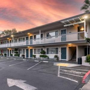 Modesto Centre Plaza Hotels - Best Western Town House Lodge
