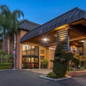 Hotels near Anaheim Convention Center - Best Western Plus Stovall's Inn