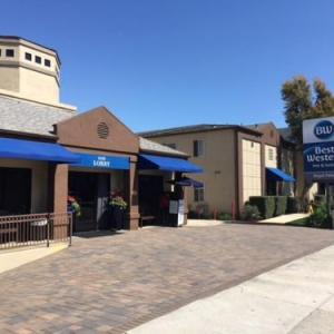Barker Hangar Hotels - Best Western Royal Palace Inn & Suites