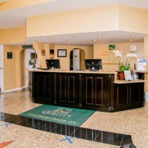 Quality Inn And Suites Thousand Oaks