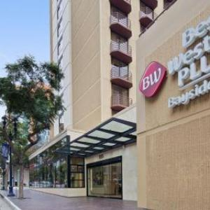 House of Blues San Diego Hotels - Best Western Plus Bayside Inn
