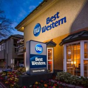 Hotels near Mondavi Center - Best Western University Lodge