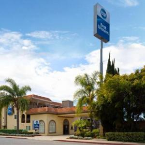 Hotels near MCAS Officers Club - Best Western San Diego/Miramar Hotel