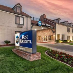 Hotels near Temecula Valley Balloon and Wine Festival - Best Western Country Inn Temecula