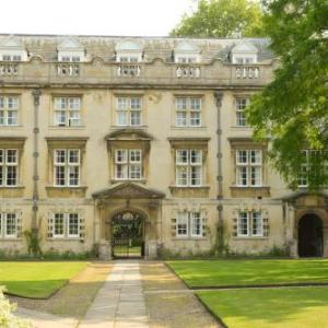 Christs College Cambridge