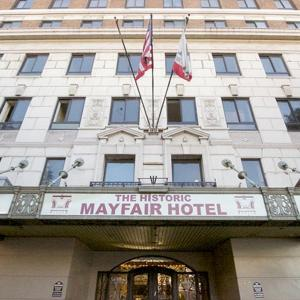 STAPLES Center Hotels - The Historic Mayfair Hotel