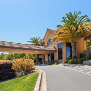 Sonoma Raceway Hotels - Best Western Plus Novato Oaks Inn